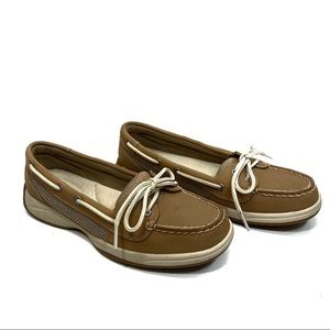 Sperry Leather Too Sider Laguna Boat Shoes